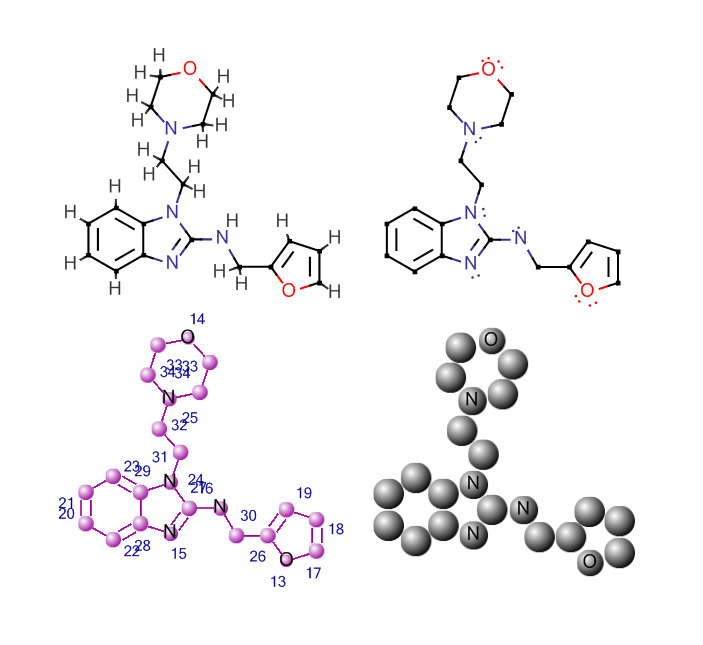 JChem for Excel customisable display and structure renderingSynthetic Polymers Structure